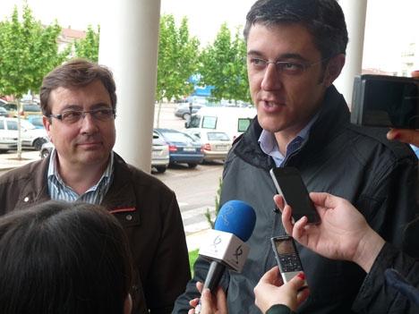 Eduardo Madina var länge en av de främsta kandidaterna att ta över ledningen för PSOE.