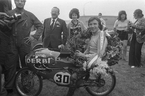 Motorcyklar var Ángel Nietos liv och en fyrhjuling blev hans död. Foto: Nationaal Archief/Wikimedia Commons