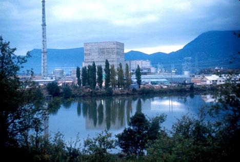 Santa María de Garoña var det första kärnkraftverket som togs i bruk i Spanien. Foto: ENERGY.GOV/Wikimedia Commons