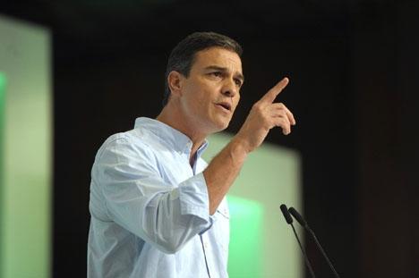 På mindre än tre månader har PP:s försprång till PSOE krympt med två tredjedelar.