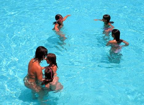 Ett flertal drunkningstillbud har registrerats även i spanska regioner utan kustremsa.