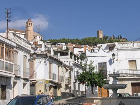 Vélez-Málaga har för ovanlighetens skull 8 augusti noterat den högsta temperaturen i hela Spanien.