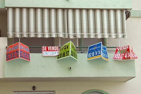 Godtrogna säljare kan råka riktigt illa ut ibland i Spanien.