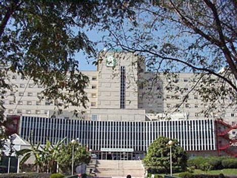 Tragedin inträffade på sjukhuset Valme i Sevilla. Foto: José R. Román/Wikimedia Commons