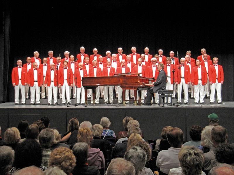 KFUM-kören gästspelade på Costa del Sol redan hösten 2012. De hade då bland annat en fullsatt och bejublad konsert i Palacio de la Paz, i Fuengirola.