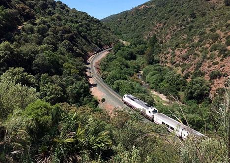 Det är stor risk för trafikstörningar i järnvägen 29 september.