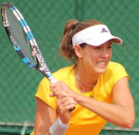 Garbiñe Muguruza är den andra spanska tennisdrottningen i historien och den första som delar tronen med en annan spanjor, Rafa Nadal.