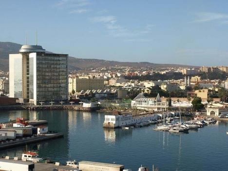 Spanska enklaven Melilla i Nordafrika har visat sig vara en härd av misstänkta jihadister.