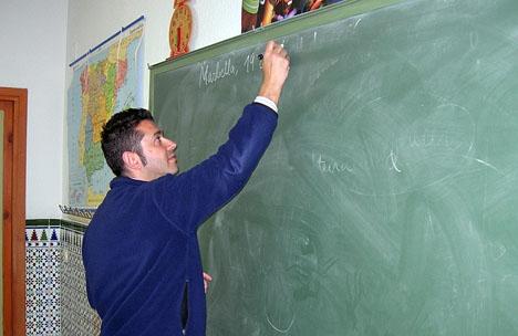 Stora nedskärningar inom utbildningsväsendet har bidragit till de dåliga augustisiffrorna.