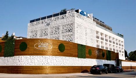 Hotel Sisu ligger mellan Puerto Banús och San Pedro Alcántara. Foto: Devin Rogowski
