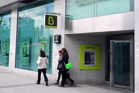 Enbart övertagandet av Bankia kostade mer än 23 miljarder euro.