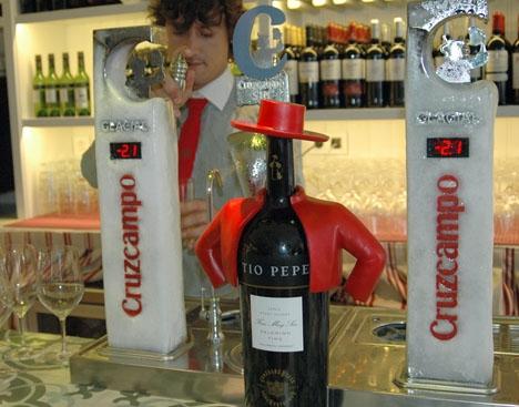 Alkoholkonsumtionen är en av de faktorer som drar ned det spanska hälsogenomsnittet.