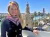 Charlotte Andersson är jurist, med egen firma i Sevilla.