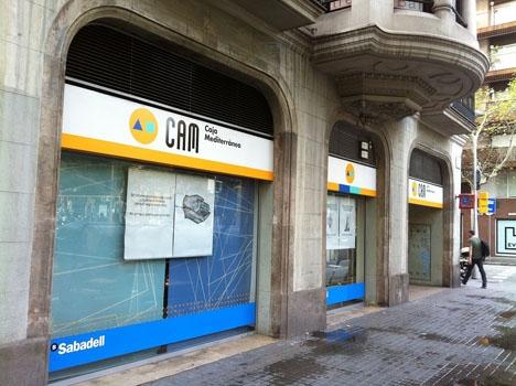 Sabadell flyttar sitt säte till de befintliga lokalerna som brukades av CAM, i Alicante. Foto: Kippelboy/Wikimedia Commons