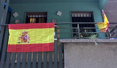 Försvarare av Spaniens enighet från hela Katalonien och resten av landet kallas till en demonstration i Barcelona 8 oktober