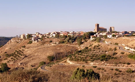 Byfesten i Valfermoso de Tajuña slutade i drama. Foto: EventusBonus/Wikimedia Commons