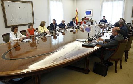 Ministerrådet höll ett extraordinärt möte tidigt på onsdagsmorgonen.