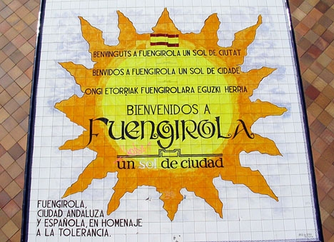 Fuengirola är en riktig solskenskommun för leverantörer.