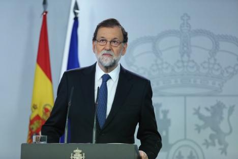 Den spanske regeringschefen Mariano Rajoy har kallat sitt ministerråd till möte 21 oktober, för att besluta om en intervention i Katalonien.