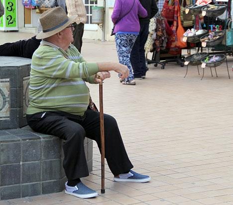De spanska pensionärerna får ut mindre på sin ålders höst än samma generation i andra välbärgade länder.