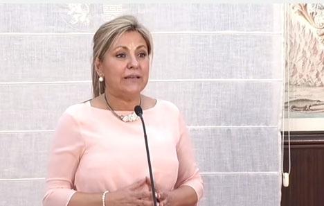 Rosa Valdéon har för andra gången ertappats med tre gånger så hög alkoholpromille i blodet som tillåtet. Foto: Junta de Castilla y León