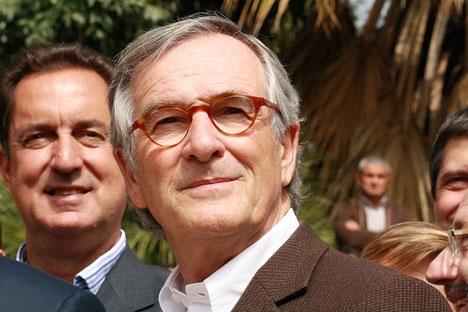 Tidigare borgmästaren i Barcelona Javier Trías ställdes mot väggen i en intervju. Foto: Xavier Trías