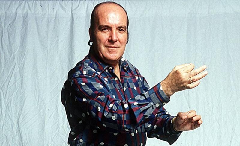 Chiquito de la Calzada slog igenom som komiker vid 63 års ålder. Foto: Privat
