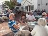 BokaNerja samarbetar med ett flertal pensionärsföreningar i dagsläget och erbjuder bland annat social samvaro, som deras kaffeträffar under vintern. Foto: BokaNerja
