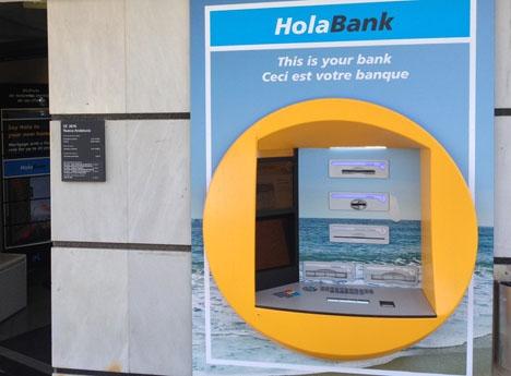 De tre bankomatsystemen i Spanien Servired, 4B samt Euro 6000 slår ihop till ett.