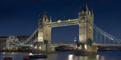 Ignacio Echeverría förlorade livet vid attentatet vid Tower Bridge 3 juni. Foto: Diliff/Wikimedia Commons