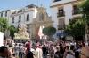 Om man har tur kan man förutom patios även få se en och annan procession på gatorna i Córdoba.