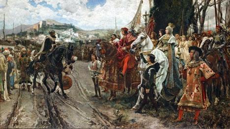 Ett färskt utfall i Högsta domstolen finner att de olika titlarna aldrig slogs ihop av de katolska kungarna Ferdinand och Isabel.