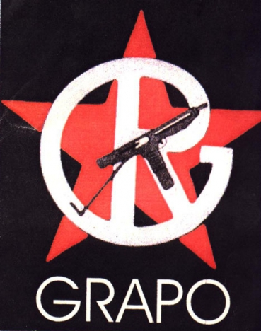 Grapo är en vänsterextrem terroristorganisation som var verksam parallellt med ETA.