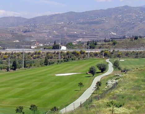Paret bodde i ett lanthus nära Baviera Golf, öster om Málaga.