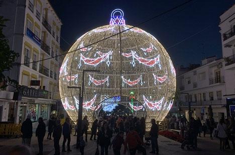 Den planerade makrofesten i San Pedro Alcántara på nyårsafton uteblir.