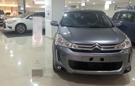 Förra året såldes 1,23 miljoner nya fordon i Spanien.