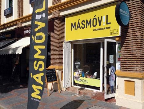 MásMóvil börsnoterades i juli 2017 och har på sex månader tredubblat aktievärdet.