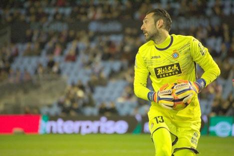 Diego López räddade en straff skjuten av Messi vid ställningen 0-0. Foto: Harpagornis/Wikimedia Commons