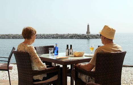 Andelen inskrivna utlänningar på Costa del Sol har sjunit stadigt de senaste fem åren.