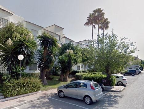 Dramat inträffade på morgonen 23 januari i området Sun Beach, i östra Estepona. Foto: Google Maps