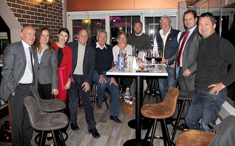 Svensk-Spanska Handelskammarens första sammankomst för året på Costa del Sol hölls på Funky Tapas i Nueva Andalucía.
