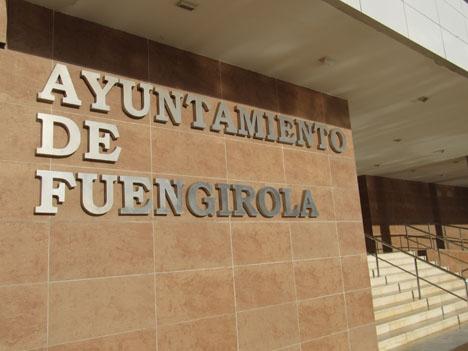 Budgeten för 2018 i Fuengirola antogs först en bit in i februari. Foto: Ayto de Fuengirola
