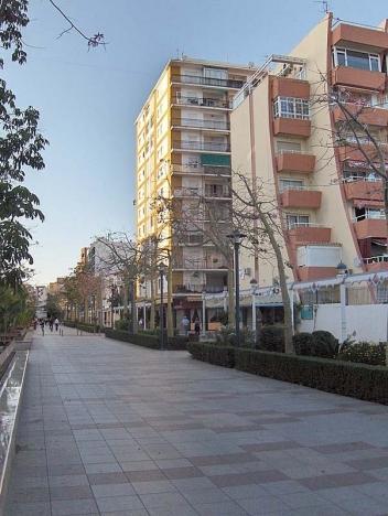 Den danska kvinnan mördades under vistelse på ett hotell i Torre del Mar.