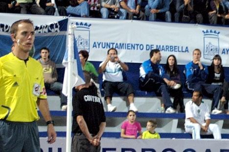 En av de nu släppta är Alexander Grinberg, ordförande i Marbellas fotbollsklubb.