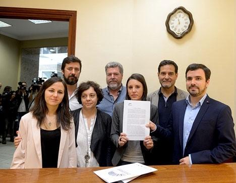 Podemos vill sänka röståldern till 16 år. Foto: Podemos/Flickr