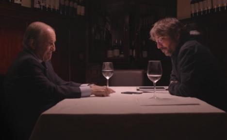 Ögonblick från programmet Salvados 12 februari. Foto: La Sexta
