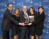 Tillsammans med Gerardo Reyes och andra kollegor på Univisión har Tomás Ocaña Urwitz vunnit tre Emmy Awards, för grävande reportage. Foto: Privat