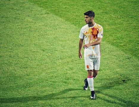 Marco Asensio fällde avgörandet genom sitt inhopp mot PSG. Dariusz Okseniuk - Flickr