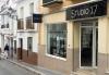 Studio 17 ligger i centrala Nerja, på Calle Granada, 17. Foto: Privat