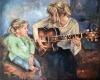 Lär mig att kommunicera! Lär mig att använda alla mina sinnen för att kommunicera! Lär mig att använda konst och musik! Lär mig att lita på andra människor! Lär mig att kommunicera kärlek!